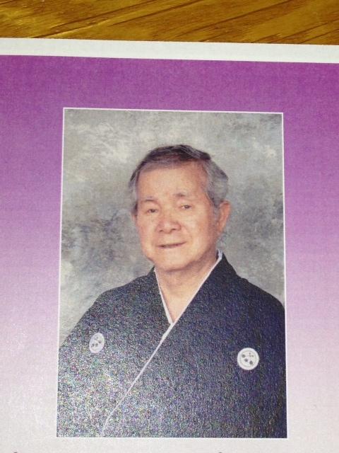 Katsumi Shinsato Sensei